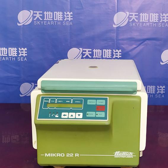 【RS20010024】Hettich高速冷冻离心机 型号MIKRO22R