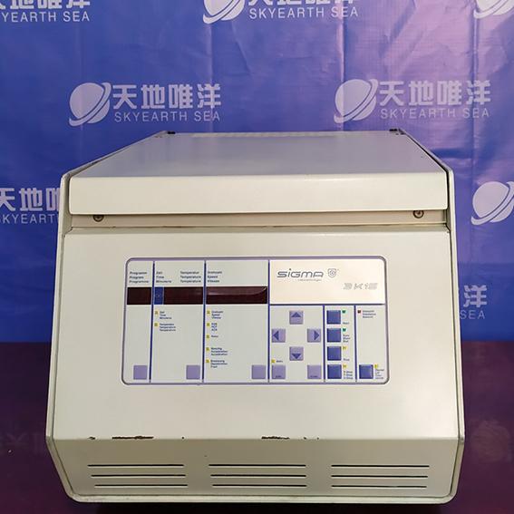 【RS20010028】Sigma高度冷冻离心机型号3K15